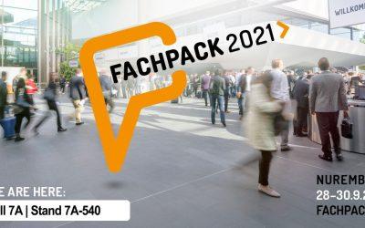 Europäische Fachmesse für Verpackung, Technik und Prozesse | 28. – 30. September 2021