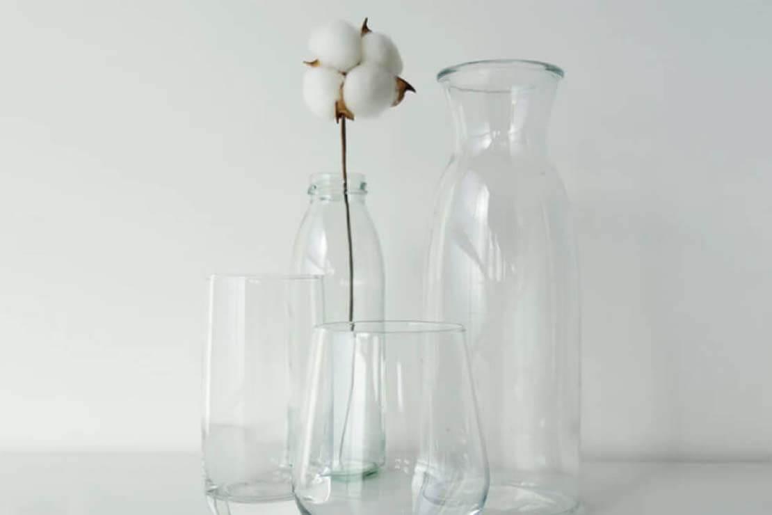 Herstellung von Glas