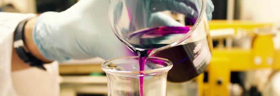 Kemijska i petrokemijska industrija