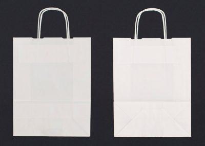 Papiertragetaschen mit gedrehter Papierkorde 3