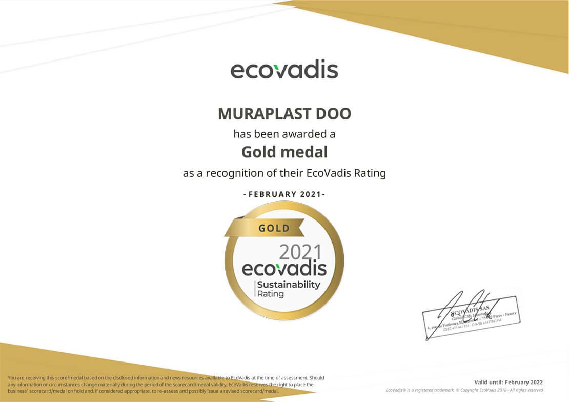 MURAPLAST_DOO_EcoVadis_Rating_Certificate_2021_02_23